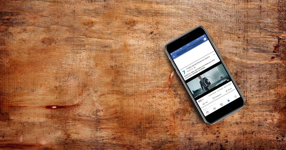 facebook videó cover
