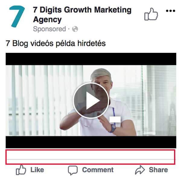 facebook videó hirdetés 1