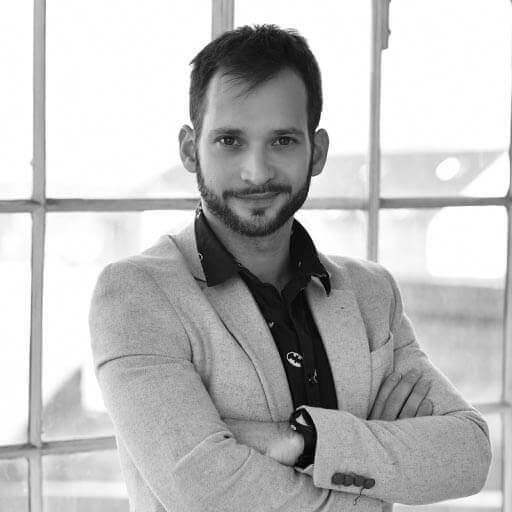 Goitein Gergő, szövegíró, 7 Digits B2B online marketing ügynökség