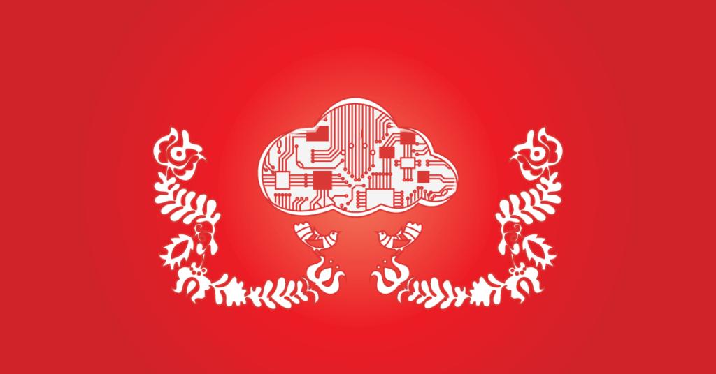 Gulyás agilitás cover image egy processzált felhővel és népmesei motívumokkal
